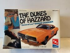 Dukes of Hazzard General Lee 1 25th Scale Model Kit 1969 Dodge Charger AMT