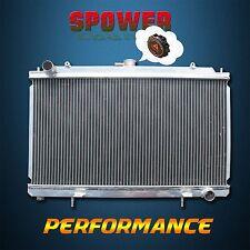 Aluminum Radiator For Nissan S14 S15 200SX SR20 Turbo MT 1993-2003 + 1.3 Bar Cap