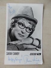 """Thora Hird Autographed 3 1/2"""" X 5 1/2"""" Photograph from Estate"""