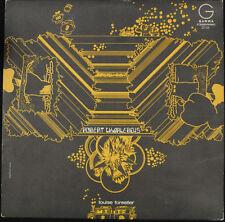 "ROBERT CHARLEBOIS + LOUISE FORESTIER ""Lindberg"" Gamma GS - 120 VG+ LP"