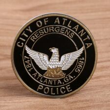 Saint Michael Atlanta Police Department Commemorative Challenge Coin Craft Gift