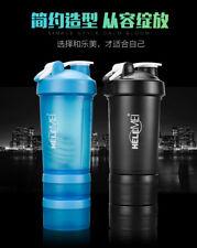 Helemei Smart Shake Protein Shaker Bottle BCAA Mixer Smart Shaker Cup