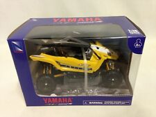 "Yamaha YXZ1000R Triple Cylinder Motorcycle ATV 6.75"" Buggy 1:18 New Ray Toys YL"