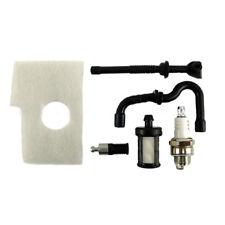 Kraftstoff Ölfilter mit Zündkerzensatz für Kettensäge Stihl 017, 018 MS170 MS180