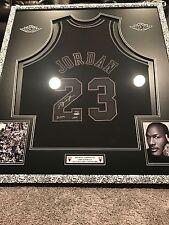One of a kind Michael Jordan Autograph