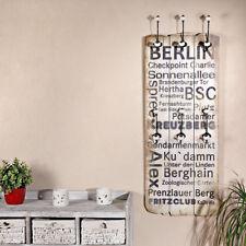 89cm Holzschild Love Ablage Garderobenhaken Tafel Fotohalter Holz Shabby