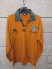 Maillot rugby AUSTRALIE AUSTRALIA Australian Rugby Legends vintage shirt coton L