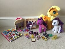 My Little Pony Toy Bundle Soft toys Play set Blind bag figures etc
