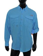 Columbia Men's PFG Distant Water™ Omni-Shade Long Sleeve Shirt XM7160-911