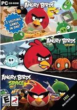 Angry Birds/Angry Birds Seasons/Angry Birds Space (PC, 2012)