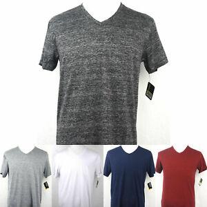 RBX Ultra Soft Sleepwear T-Shirt V Neck short sleeve white/gray/navy/red