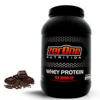 Whey Protein Eiweißpulver Low Carb Shake Protein Pulver Molke Zerone Nutrition