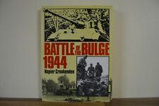 Battle of the Bulge, 1944 by Sir Napier Crookenden (Hardback, 1980) (CB)