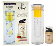 OLAY TOTAL EFFECTS CREAM NORMAL SPF 15 50G & INFUSER WATER BOTTLE 700ML SET