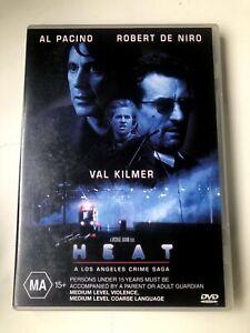 Heat dvd Al Pacino