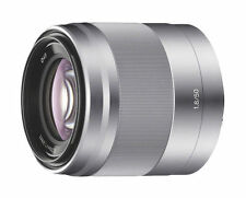 Auto & Manual 50mm Focal Portrait Camera Lenses for Sony