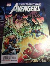 The Avengers #3 Marvel 2018 VF/NM 9.0 (CB1990)