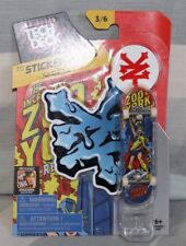 Tech Deck TD Sticker Bomb Series Zoo York NEW