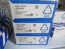 Panasonic PLC FPG-COM2 (AFPG802) Communication Cassette NEW  plcbest