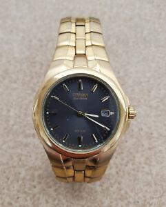 Citizen - Eco-Drive E111 K005817 - WR100 - Date - Men's Watch