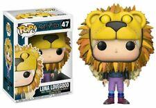 HARRY POTTER - LUNA LOVEGOOD WITH LION HEAD - POP! VINYL