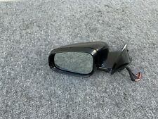 JAGUAR XFR XF (09-15) LEFT DRIVER DOOR MIRROR BLIND SPOT OEM COMPLETE