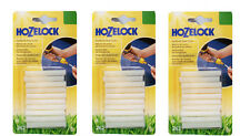 3x Hozelock 2621 Car Care Shampoo Soap Sticks Wax for Car Brushes - Pack of 10