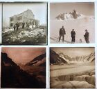 FRANCE PAYSAGES 1930 50 PLAQUES VERRE STEREO 6x13 VUES STEREOSCOPIQUES POSITIFS