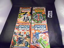 Ghost Rider #4 #6 #7 and #12 Worn NO STOCK PHOTOS