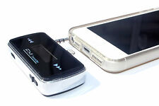 iPhone 5 iphone 5s Car FM Transmitter - Wireless Radio Audio Music - iTrip MP3