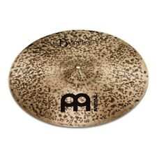 Meinl B18DAC Byzance Dark Crash Cymbal Thin Pop Jazz Funk RNB Reggae Studio 18""