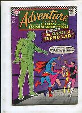 ADVENTURE COMICS #357 (5.0) THE GHOST OF FERRO LAD!