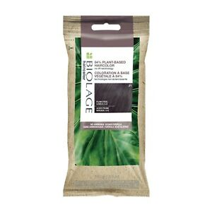 Matrix Biolage Plant Based HairColor Plum Steel 3.5 oz / 100 g Amonia-Free