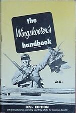 1963 POLY-CHOKE WINGSHOOTER'S HANDBOOK/CATALOG (POLY-CHOKE INC., HARTFORD, CT