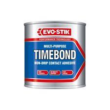 Evo Stik TIMEBOND NON DRIP CONTACT ADHESIVE GLUE TIME BOND 1 Litre TIN