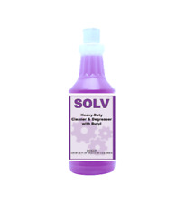 Solv Industrial-Strength Cleaner & Degreaser Biodegradable Concentrate by Detco