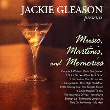 Jackie Gleason - Music, Martinis and Memories CD