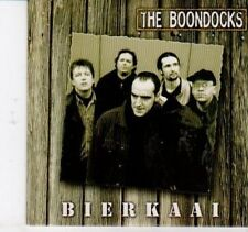 (DH991) The Boondocks, Bierkaai - 1996 CD