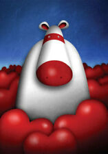 Peter Smith Art Giclee LOVE IS ALL AROUND LTD. EDITION IMPOSSIMALS