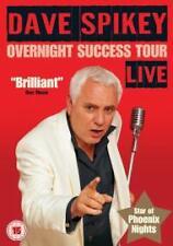 Dave Spikey - Overnight Success Tour - Live (DVD) Leeds City Varieties Theatre