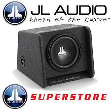 """JL Audio JL CP110-W0V3 10"""" inch 25 cm 300W Single Ported Car Sub Woofer Bass Box"""