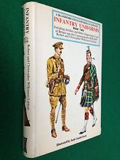 Wilkinson Latham - INFANTRY UNIFORMS 1855/1939 , 1° Ed Blandford Press (1970)