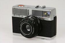 AGFA SILETTE LK capteur, KO Viseur Caméra avec Agnar 2,8/45mm #mp5304bc