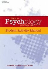Nelson Psychology VCE Units 1 and 2 - Student Activity Manual