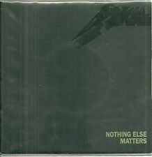 45 TOURS - METALLICA : NOTHING ELSE MATTERS