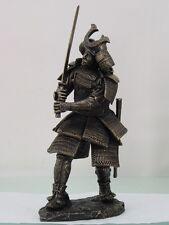 Japanese Samurai Bushido Armored Warrior Figurine Statue Sword Battle Defense