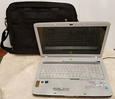 Acer Aspire 7520G 17 Zoll AMD Turion 64 X2  2,2GHz 4GB RAM Laptop Notebook
