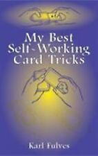 My Best Self-Working Card Tricks Dover Magic Books