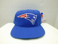 90'S NEW ENGLAND PATRIOTS NFL AUTHENTIC VINTAGE FITTED HAT SPORTS SPECIALTIES