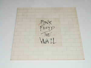 Pink Floyd - 2LP - The Wall - DE - Harvest 198 16 3410 3